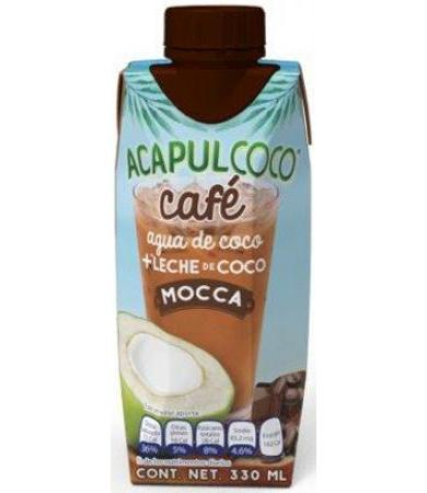 ACAPULCOCO CAFE SABOR MOKA 330 ML