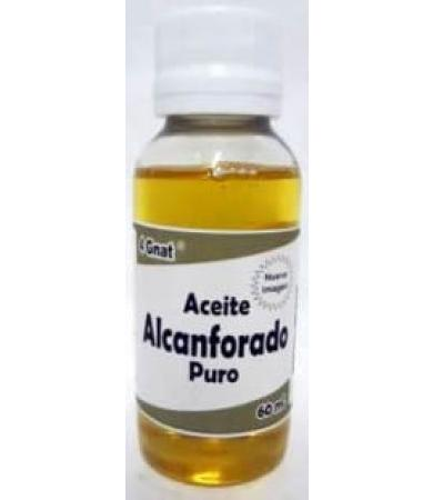 ACEITE ALCANFORADO 60 ML 4GNAT