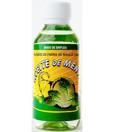 ACEITE DE MENTA 120 ML PRODUCTOS DEL ROBLE