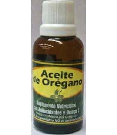 ACEITE DE OREGANO 30 ML ULTRA SOYA