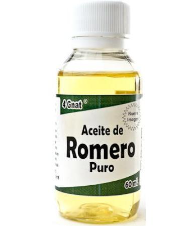 ACEITE DE ROMERO 60 ML 4GNAT
