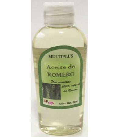 ACEITE DE ROMERO 60 ML MULTIPLUS