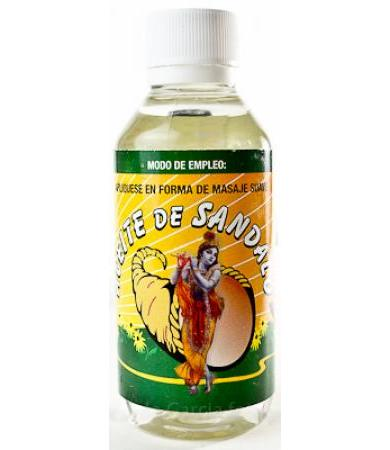 ACEITE DE SANDALO 120 ML PRODUCTOS DEL ROBLE