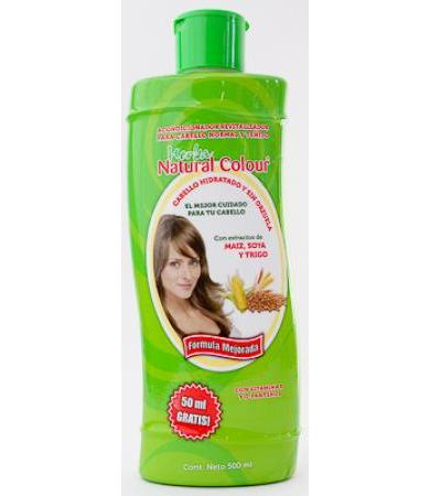 ACONDICIONADOR EXTRACTO DE MAIZ 500 ML NATURAL COLOUR