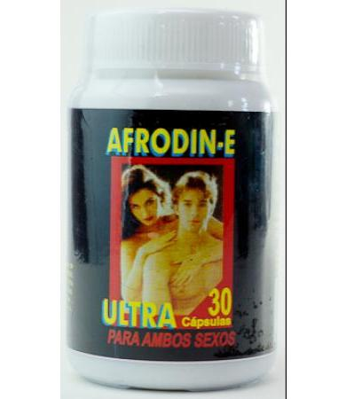AFRODIN-E ULTRA 30 CAPSULAS