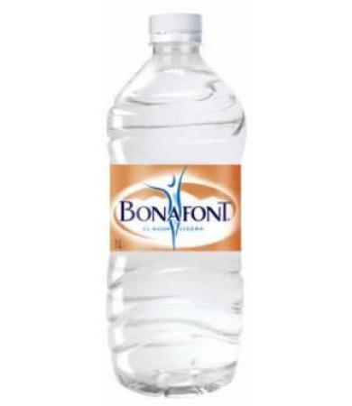AGUA BONAFONT 1 LT C 6