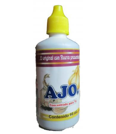 AJO EXTRACTO 60 ML NATURA MUNDO