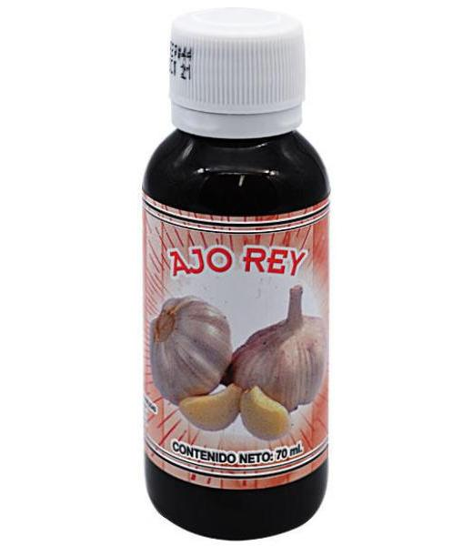AJO REY EXTRACTO 70 ML FORTALEZA Y PLENITUD