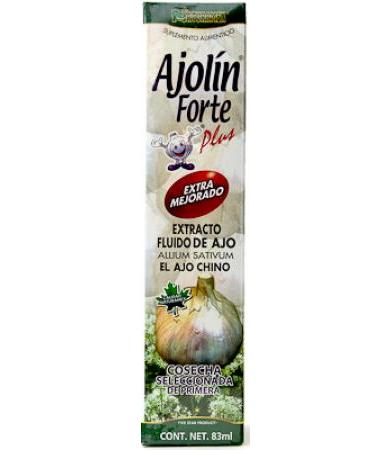 AJOLIN EXTRACTO FLUIDO 83 ML NATURAMEX