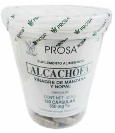 ALCACHOFA 150 CAP PROSA