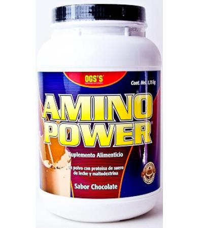 AMINO POWER CHOCOLATE 1750 G OGS S