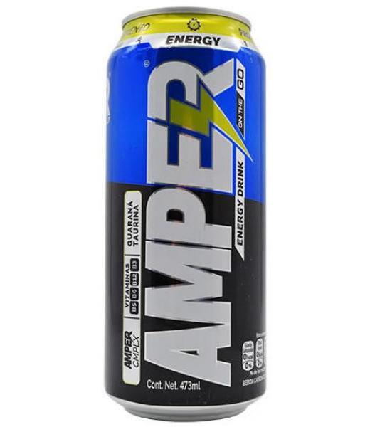 AMPER ENERGY DRINK 473 ML AMPER