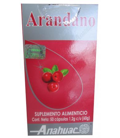 ARANDANO 50 CAP ANAHUAC