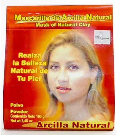 ARCILLA NATURAL 100 G APIARIOS RANCAÑO