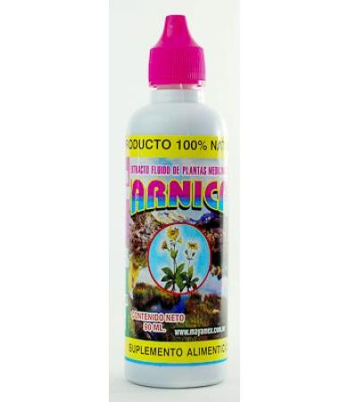 ARNICA EXTRACTO 90ML MAYAMEX
