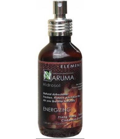 AROMATIZANTE NATURAL EN SPRAY  ENERGIZING 125 ML NARUMA