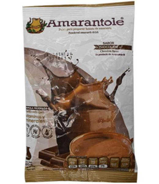 ATOLE DE AMARANTO CHOCOLATE 120 G AMARANTOLE AMARANTOLE