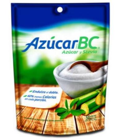 AZUCAR BC 50 SOBRES METCO
