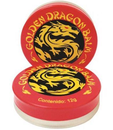 BALSAMO GOLDEN DRAGON  12 G