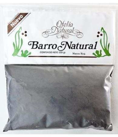 BARRO NEGRO BOLSA 500 G OFELIA NATURAL