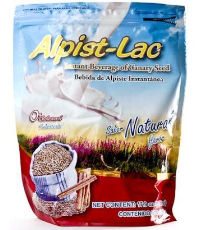 BEBIDA DE SOYA DE ALPISTE ALPIST LAC 500 GR