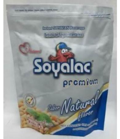 BEBIDA DE SOYA NATURAL PREMIUM 500 G SOYALAC RAPIFRUIT
