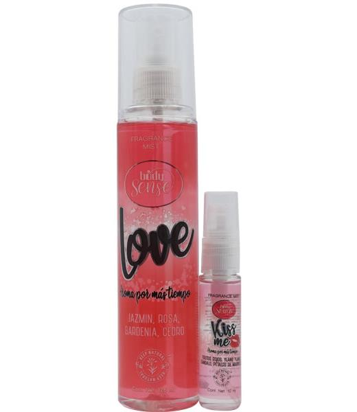 BODY SENSE LOVE 125 ML KEEP NATURAL