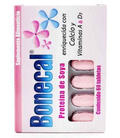 Tunatural.com - BONECAL FEM 60 CAPLETAS BQM