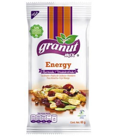 BOTANA ENERGY 60 G GRANUT MIX
