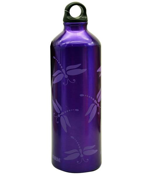 BOTELLA DE ALUMINIO MORADA 750 ML THE FIRM