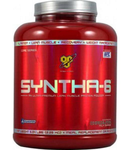 BSN SYNTHA 6 CHOCOLATE 4 LBS BSN