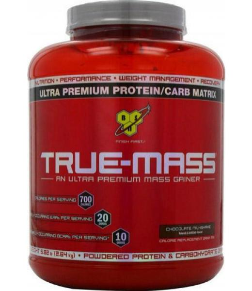BSN TRUE MASS CHOCOLATE 5.75 LBS BSN
