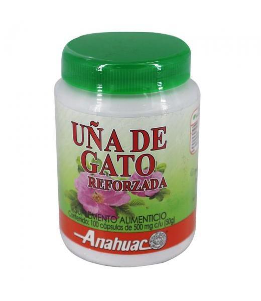 CAPS. UÑA DE GATO REFORZADA. C 100 ANAHUAC