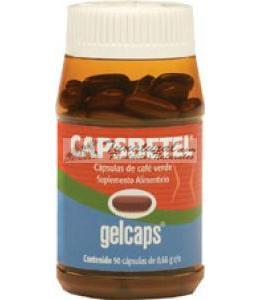 CAPSBETEL CAFE VERDE 90 CAPSULAS