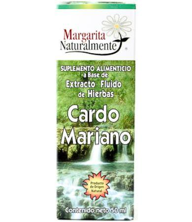 CARDO MARIANO EXTRACTO 50 ML MARGARITA NATURAL