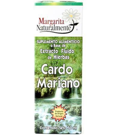CARDO MARIANO GOTERO DE 50ML MARGARITA NATURALMENTE