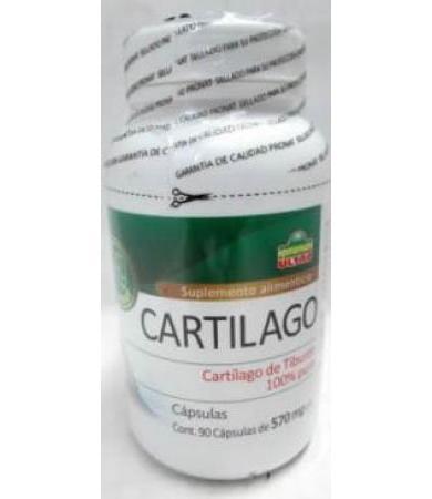 CARTILAGO DE TIBURON 90 CAP PRONAT