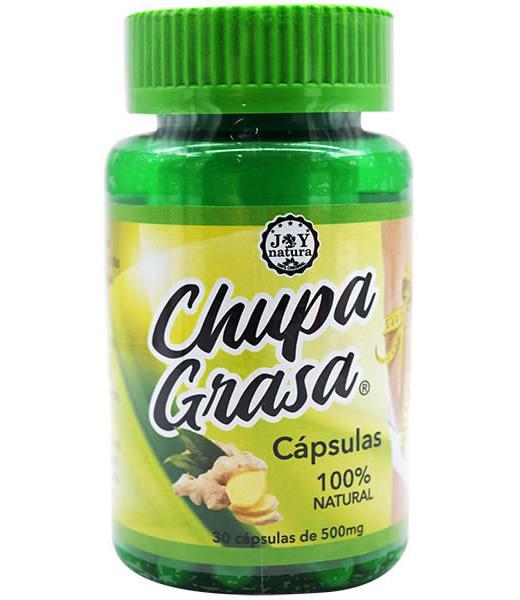 CHUPA GRASA 30 CAP JOY NATURA