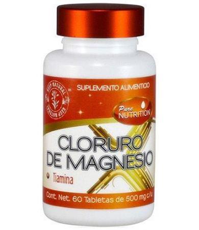 CLORURO DE MAGNESIO Y TIAMINA 60 CAP KEEP NATURAL