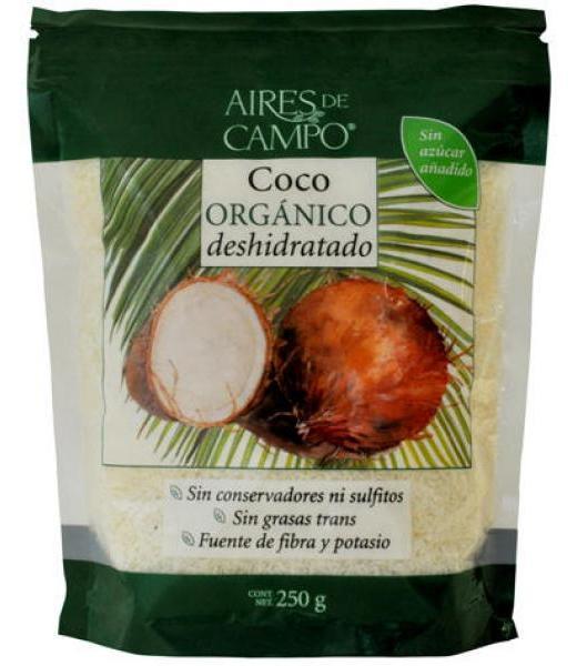 COCO DESHIDRATADO 250 G AIRES DE CAMPO
