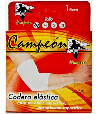 CODERA ELASTICA CH CAMPEON
