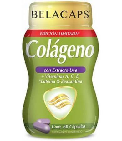 COLAGENO SEMILLA DE UVA 60 CAP SOLANUM