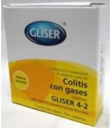 COLITIS CON GASES 4 2 150 GLOBULOS GLISER