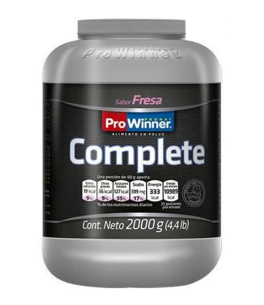 COMPLETE FRESA 2000GR. PRONAT