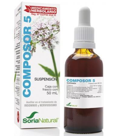 COMPOSOR 5 50 ML SORIA NATURAL