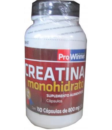 CREATINA MONOHIDRATO 150 CAPS 800 MG PRONAT