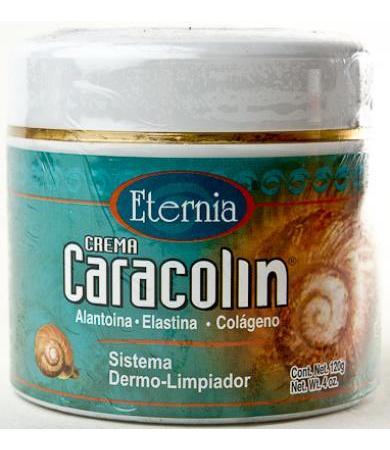 CREMA BABA DE CARACOL ETERNIA 120 G NATURAMEX