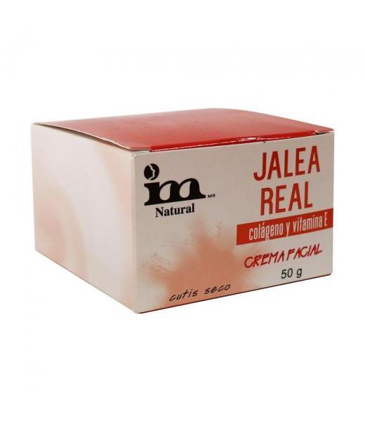 CREMA CON JALEA REAL COLAGENO Y VIT. E 50 GR CON FPS I.M.
