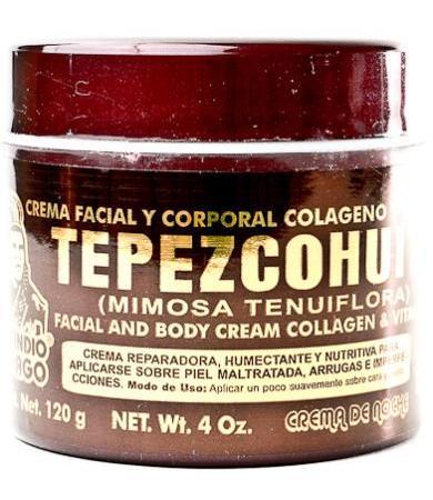 CREMA FACIAL Y CORPORAL TEPEZCOHUITE 120 G