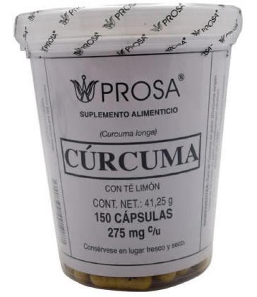 CURCUMA 150 CAPSULAS PROSA